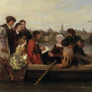 Dürer in Antwerpen