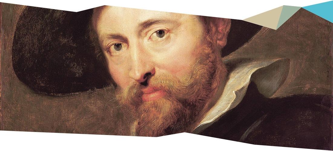 Zelfportret Rubens