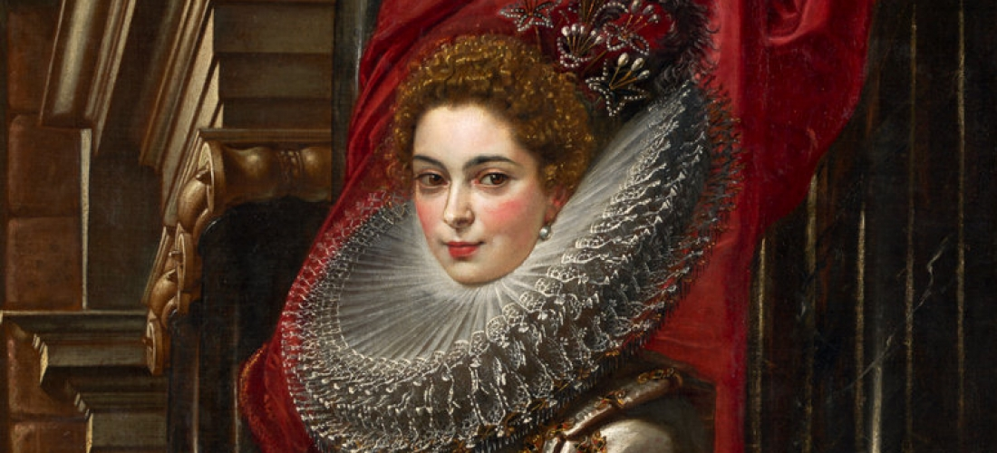 Rubens, Marchesa Brigida Spinola Doria, 1606, National Gallery of Art, Washington, DC