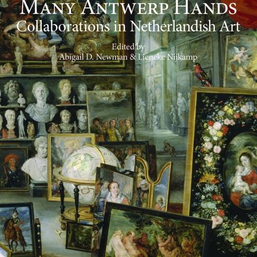 Coverbeeld Many Antwerp Hands 2021
