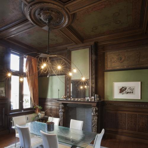 Hotel Max Rooses - salon 1 (geheel)