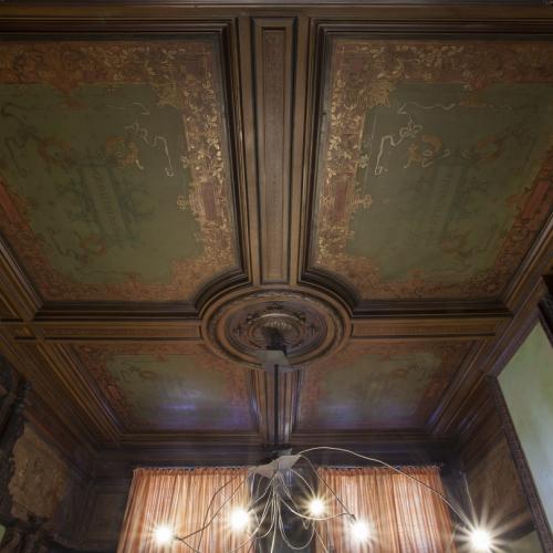 Hotel Max Rooses - salon 1 (plafond)