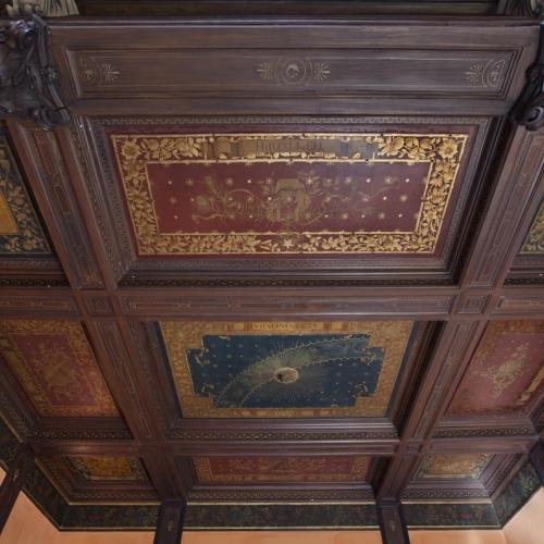 Hotel Max Rooses - salon 2 (plafond)