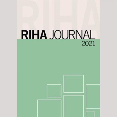 RIHA Journal 2021
